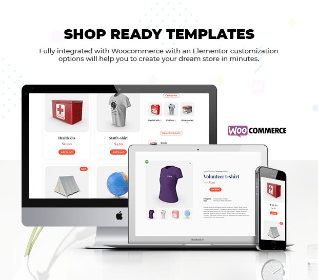unbound woocommerce pages
